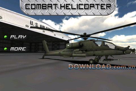 iOS用の戦闘ヘリ-iPhone用のヘリヘリゲーム