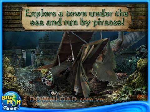 Schriftliche Legenden: Nightmare at Sea HD für iPad - Auf der Suche nach dem verlorenen Vater