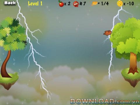 Bird Catcher HD Lite foriPad-iPad用の鳥のシューティングゲーム