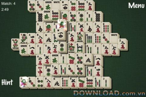iOS用麻雀無料-iPhone用麻雀パズルゲーム
