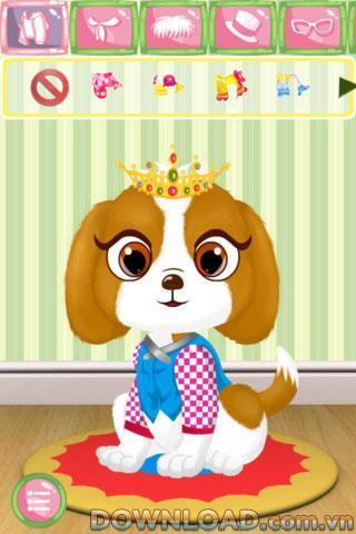 Dress Up - Pet Salon für iOS - Pet Make-up-Spiel für iPhone