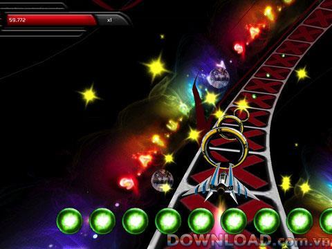 Rhythm Racer 2 HD für iPad - Attraktives Rennspiel auf dem iPad