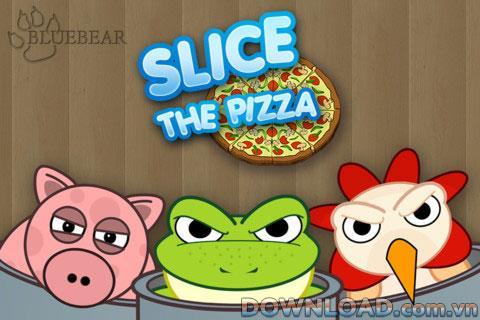 iOS用のピザをスライス-iPhone用のピザゲームをスライス
