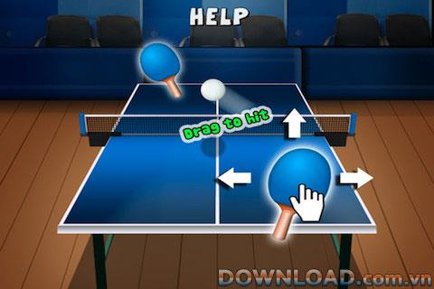 Cooles Tischtennis für iOS - Spielen Sie Tischtennis auf dem iPhone