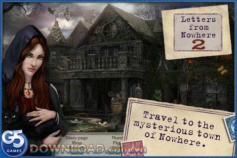 Letters from Nowhere 2 pour iOS - À la recherche du mari perdu