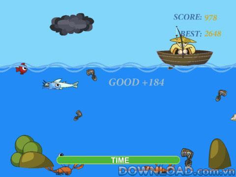 Super Fishing HD Free für iPad - Angelspiel auf dem iPad