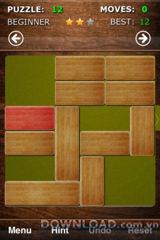 Blockmania Free foriOS-iPhone用Blockmaniaムービングゲーム