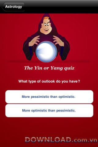 Quizz amusants sur la personnalité pour iOS - Divertissement de jeu pour iPhone