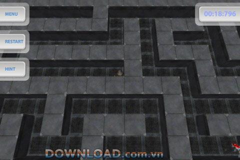 Maze 100 pour iOS - Divertissement de jeu pour iPhone