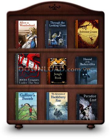 Classics - Bibliothèque de livres pour iPhone