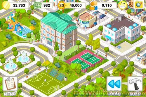 Stadtgeschichte für iOS - Stadt der Träume