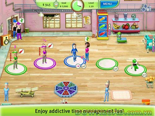 Dancing Craze HD Lite pour iPad - Gestionnaire de salle de bal