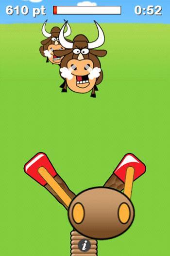Slingshot Cowboy Für iOS