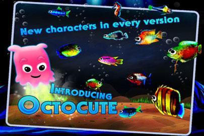Glow Fishy für iOS