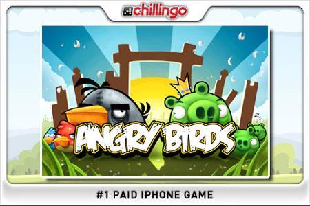 Angry Birds Lite für iPhone