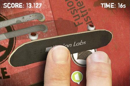 Touchgrind für iPhone