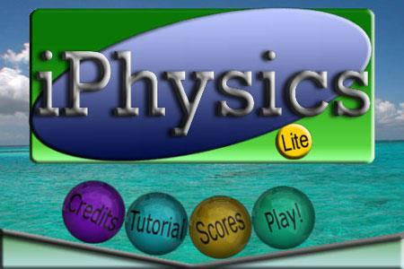 iPhysics Lite für iPhone