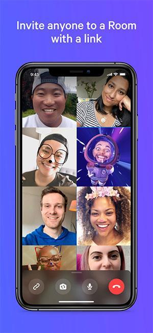 Facebook Messenger für iOS 295 - Chatten Sie Facebook kostenlos auf iPhone / iPad