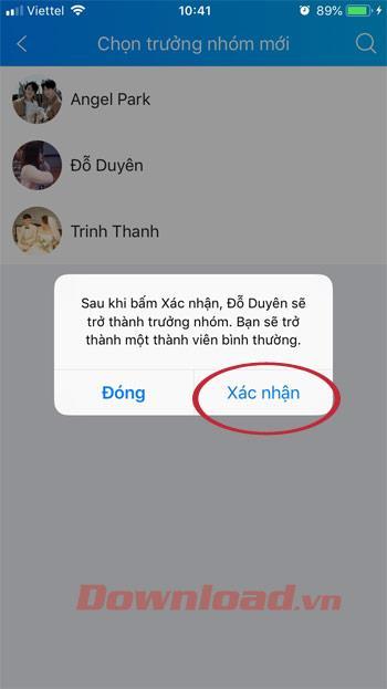 Zalo für iOS 21.01.01 - Laden Sie Zalo auf Ihr iPhone herunter: Chatten Sie, tätigen Sie Anrufe und kostenlose Videoanrufe