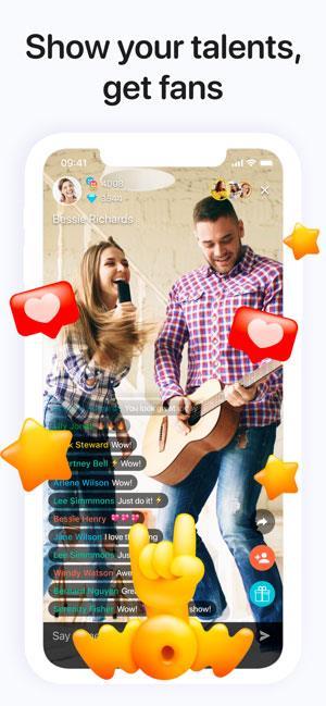 Tango für iOS 6.29.1596045994 - Kostenlose Videoanrufe und Chats auf iPhone / iPad