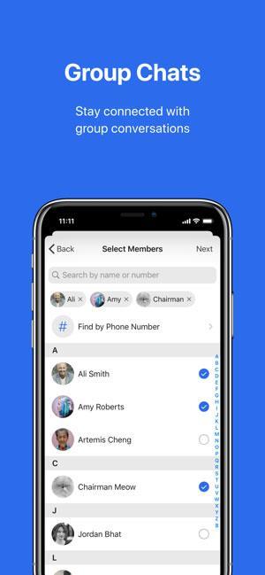 Signal für iOS 5.1 - Sichere Messaging-App auf iPhone / iPad