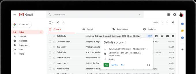 Google Mail für iOS 6.0.201101 - Melden Sie sich bei Google Mail auf Ihrem iPhone oder iPad an