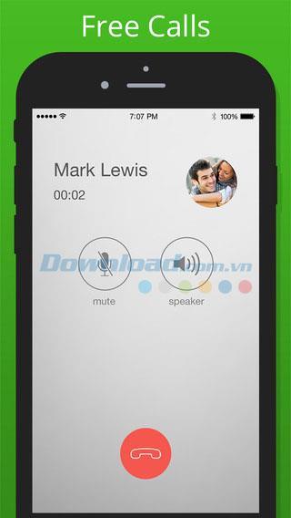 Coco for iOS 7.1.3-iPhone / iPadでの無料のテキストメッセージと通話