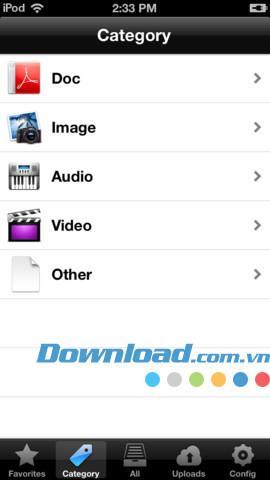 FilesBox for iOS 1.4-iPhone / iPad用のファイルビューアおよびマネージャ