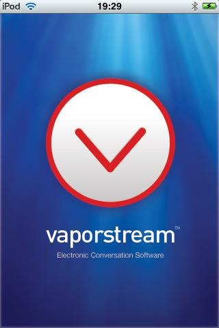 VaporStream for iPhone