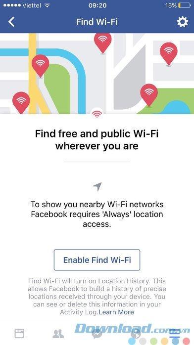 Facebook pour iOS 300.0 - Accéder à Facebook sur iPhone / iPad
