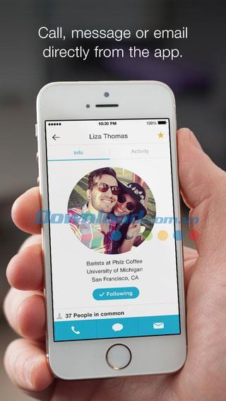Connect for iOS 1.13.19-iPhone / iPad上の友達のためのソーシャルネットワーク