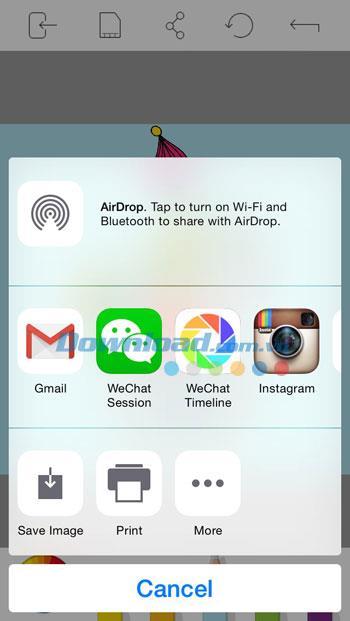 iOS2.5.3用のシークレットガーデンのColorfly-iPhone / iPadのミステリーガーデンの塗り絵