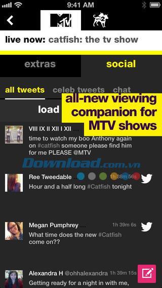 MTV für iOS 3.0.2 - MTV-Musikkanal auf iPhone / iPad