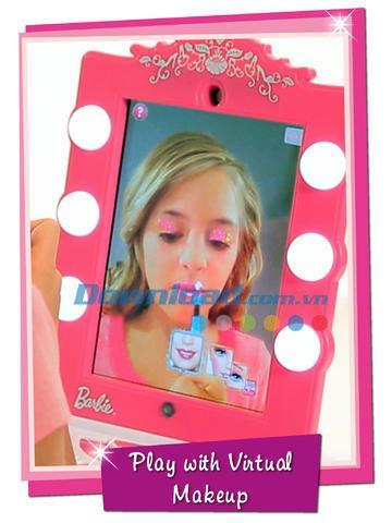 Barbie Digital Makeover pour iPad 1.2.1 - Maquillage de style Barbie sur iPad