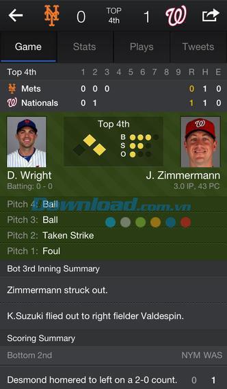 Yahoo!  Sport für iOS 4.2 - Sportnachrichten auf iPhone / iPad aktualisiert