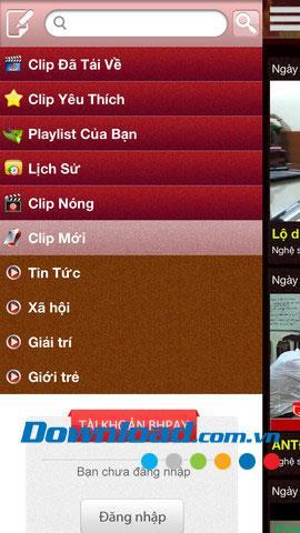 Heiße Clips für iOS 1.01 - Sammlung der heißesten Clips