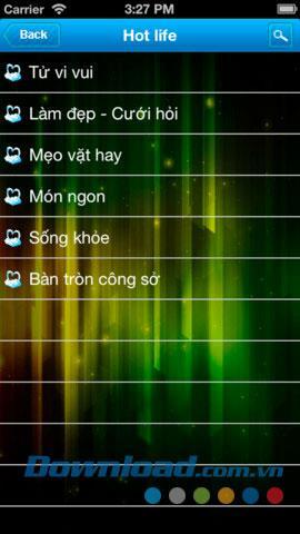 Top Teen für iOS 1.1 - Kostenlose Syntheseanwendung