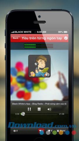 Blog Radio pour iOS 1.0 - Écoutez la radio en ligne