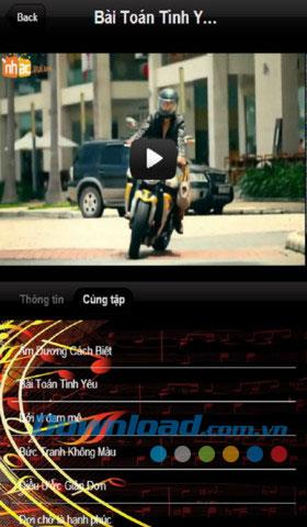 Vidéo des stars de la musique vietnamienne pour iOS 22 - Vidéo de musique vietnamienne synthétisée