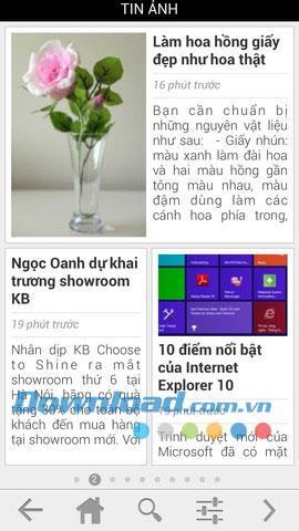 News Grid für iOS 1.1 - Lesen Sie kostenlos Nachrichten
