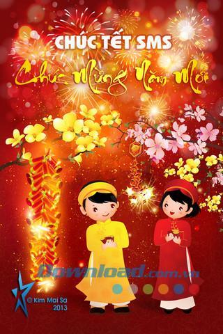 Frohes Neues Jahr SMS für iOS 1.0 - Frohes Neues Jahr Nachrichten 2013