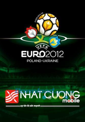 Euro 2012 pour iOS 1.1 - Calendrier de l'Euro 2012 mis à jour