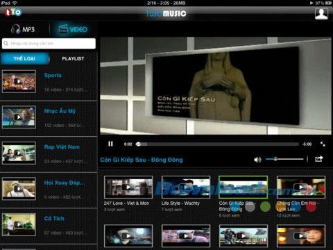 YuMe HD pour iPad 1.0 - Mises à jour de l'actualité