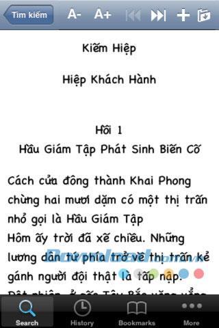 VN Do Quan Offline für iOS 2.5 - Geschichten offline lesen