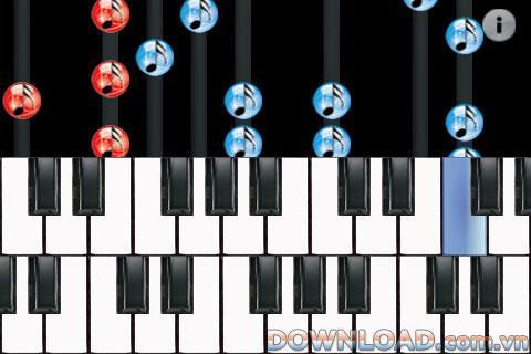 Player Piano für iOS - Anwendung zum Klavierspielen auf dem iPhone