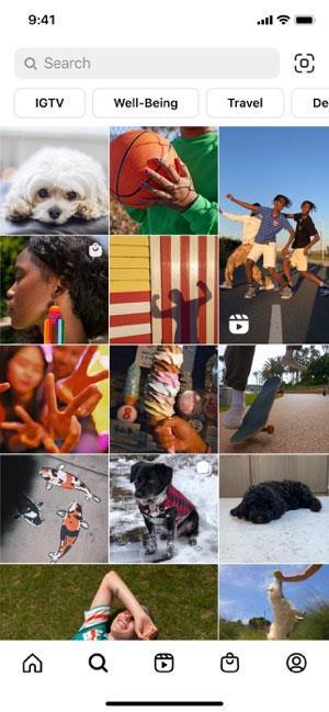 Instagram für iOS 169.0 - Das führende Netzwerk für die gemeinsame Nutzung von Fotos und Videos