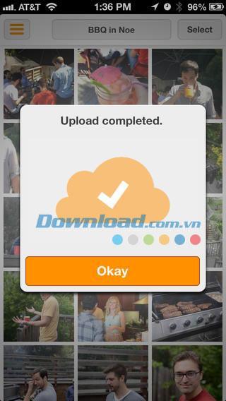 Loom for iOS 1.0.2-iPhone / iPad用の写真およびビデオストレージユーティリティ