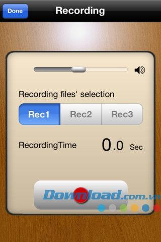 iOS1.2用ボイスタイマーカメラ-iPhone / iPad用の音声コマンドで写真を撮る