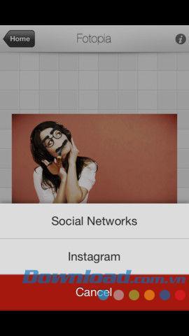Fotopia pour iOS 3.1 - Conception de cartes postales professionnelles pour iPhone / iPad