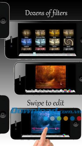 Eternalbum pour iOS 1.4 - Gérez et sécurisez vos photos personnelles pour iPhone / iPad